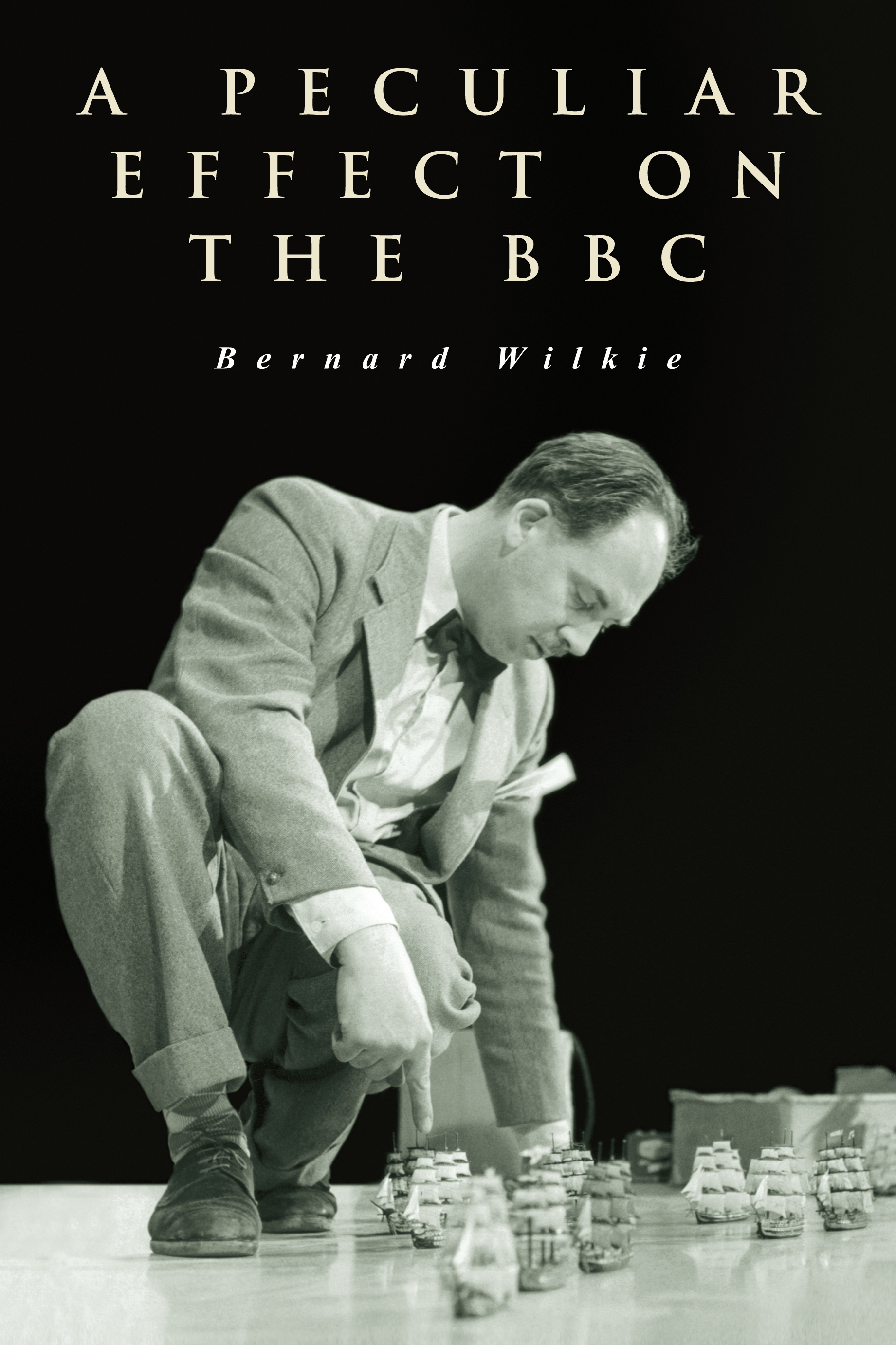 A Peculiar Effect on the BBC (Credit: Miwk Publishing)