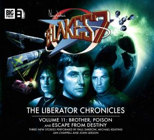 Blake's 7 - The Liberator Chronicles - Vol 11