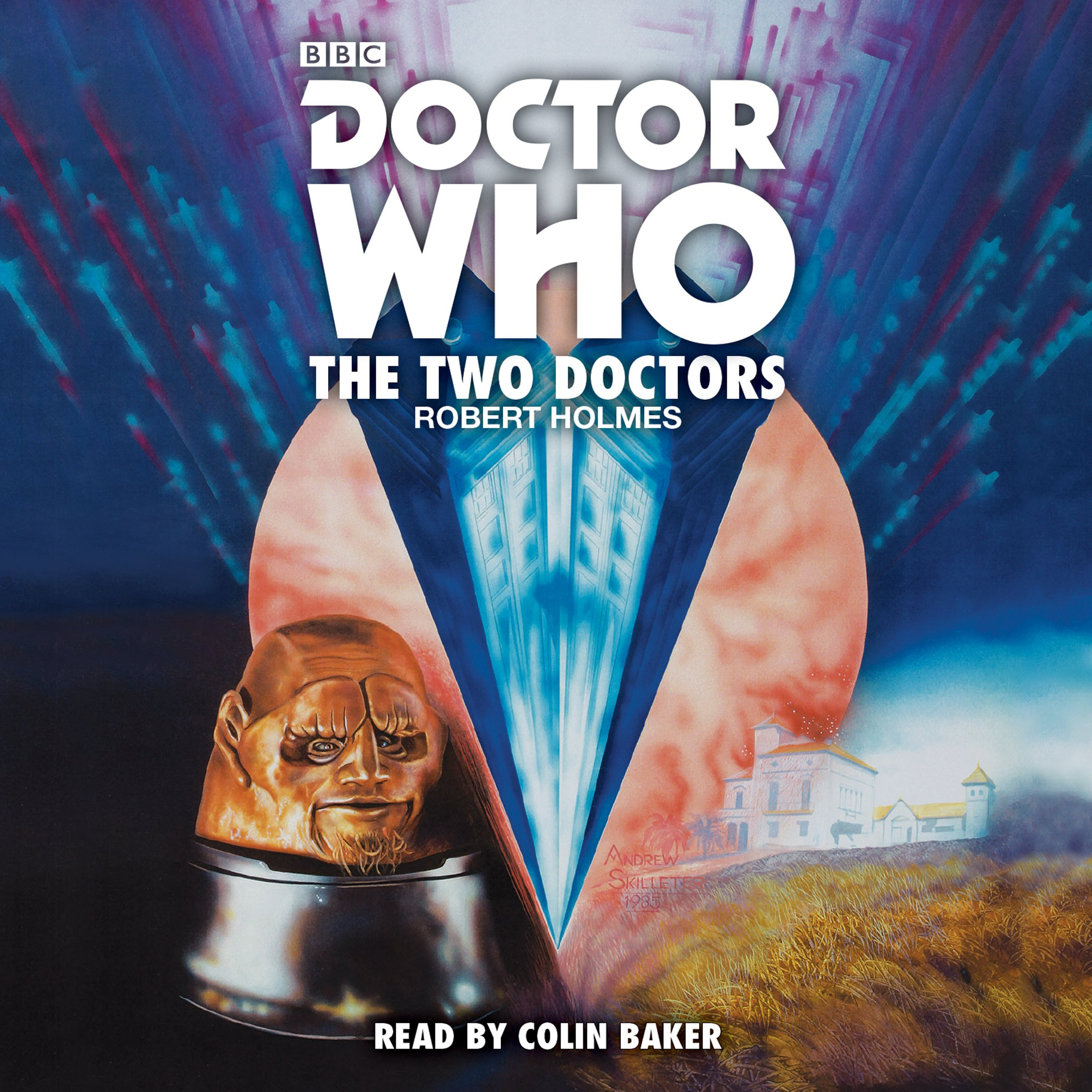 The Two Doctors (Credit: BBC Audio)