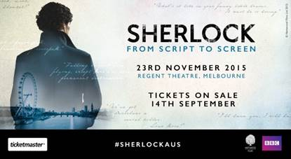 Sherlock: From Script to Screen (Credit: BBC Worldwide)
