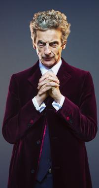Peter Capaldi as the Doctor (Credit: BBC/David Venni)
