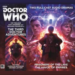 The Third Doctor Adventures: Volume 1 (Credit: Big Finish)