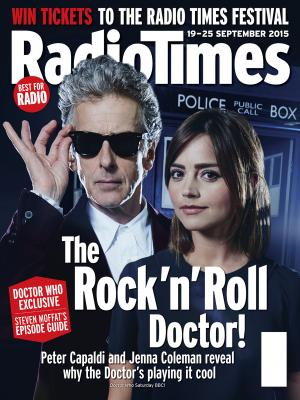 Radio Times: 19-25 September 2015 (Credit: Radio Times)