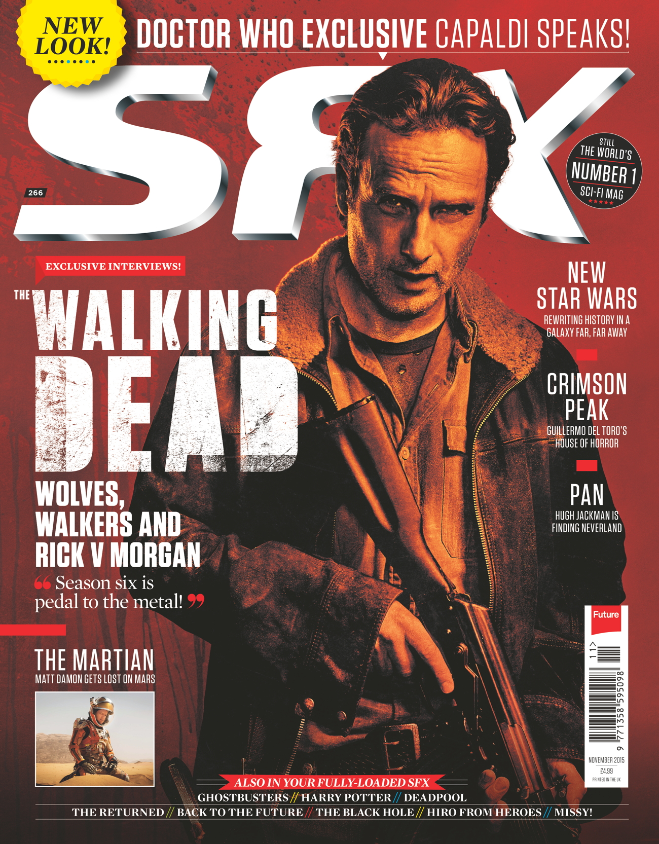 SFX Issue 266 (Credit: Future Publishing)