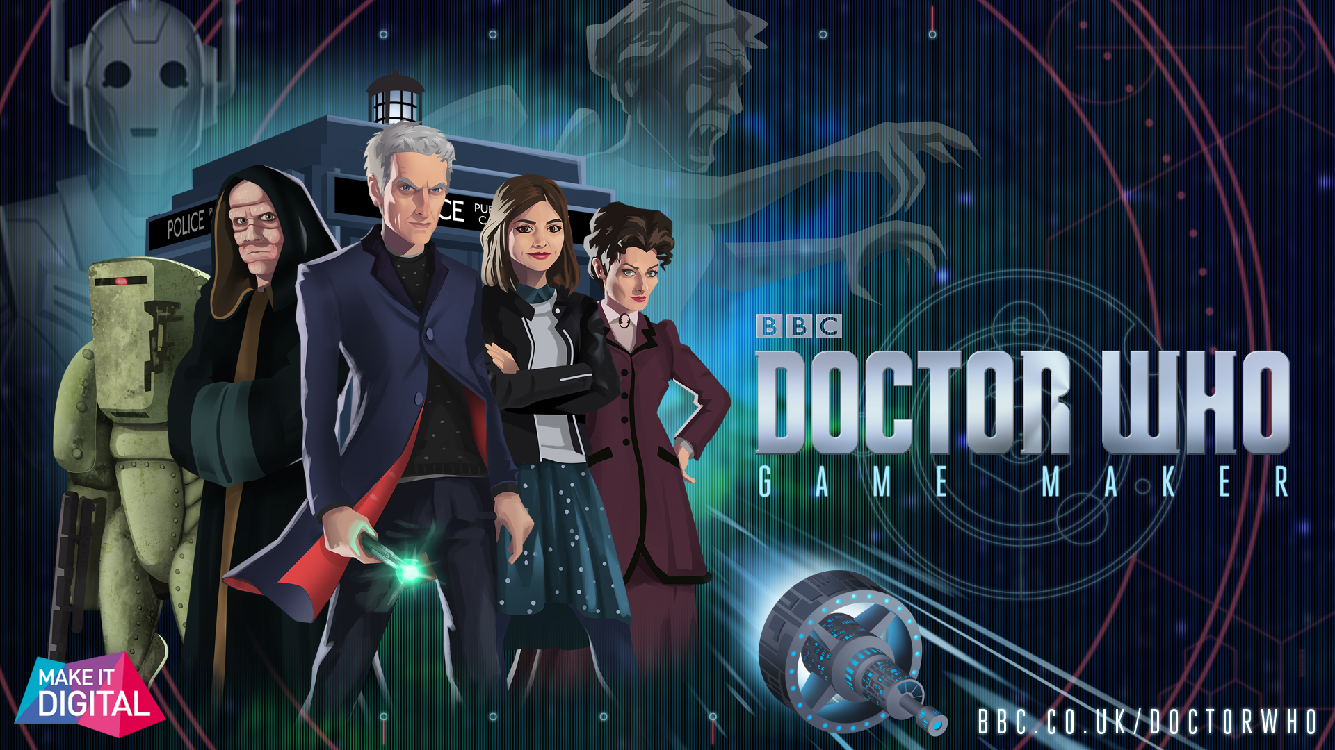 Doctor Who: Game Maker (Credit: BBC)