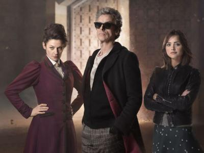 Doctor Who: The Magician's Apprentice / The Witch's Familiar