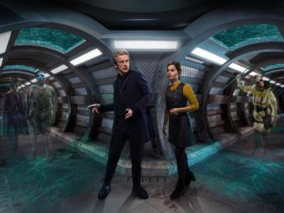 Doctor Who: Under the Lake / Before The Flood