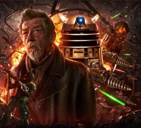 The War Doctor: Only The Monstrous (Credit: Big Finish)