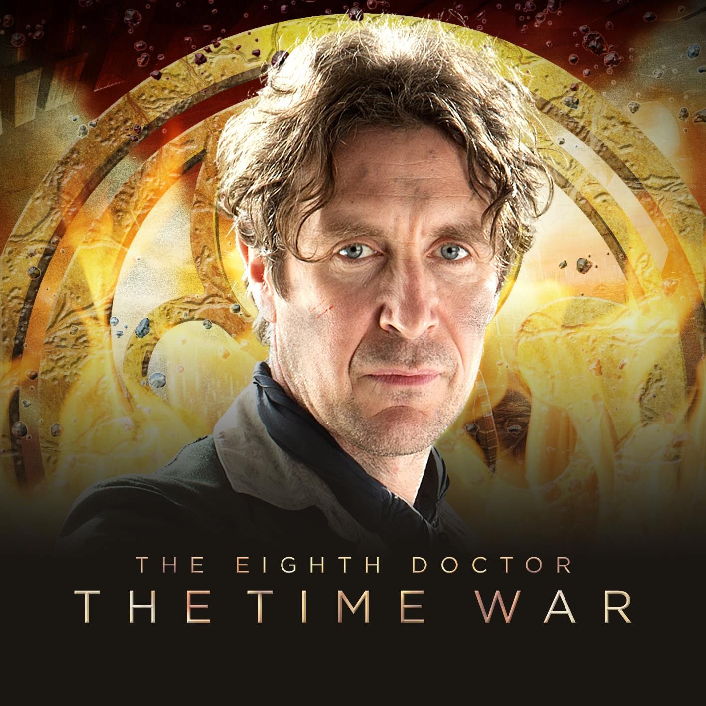 The Eighth Doctor - The Time War (Credit: Big Finish)