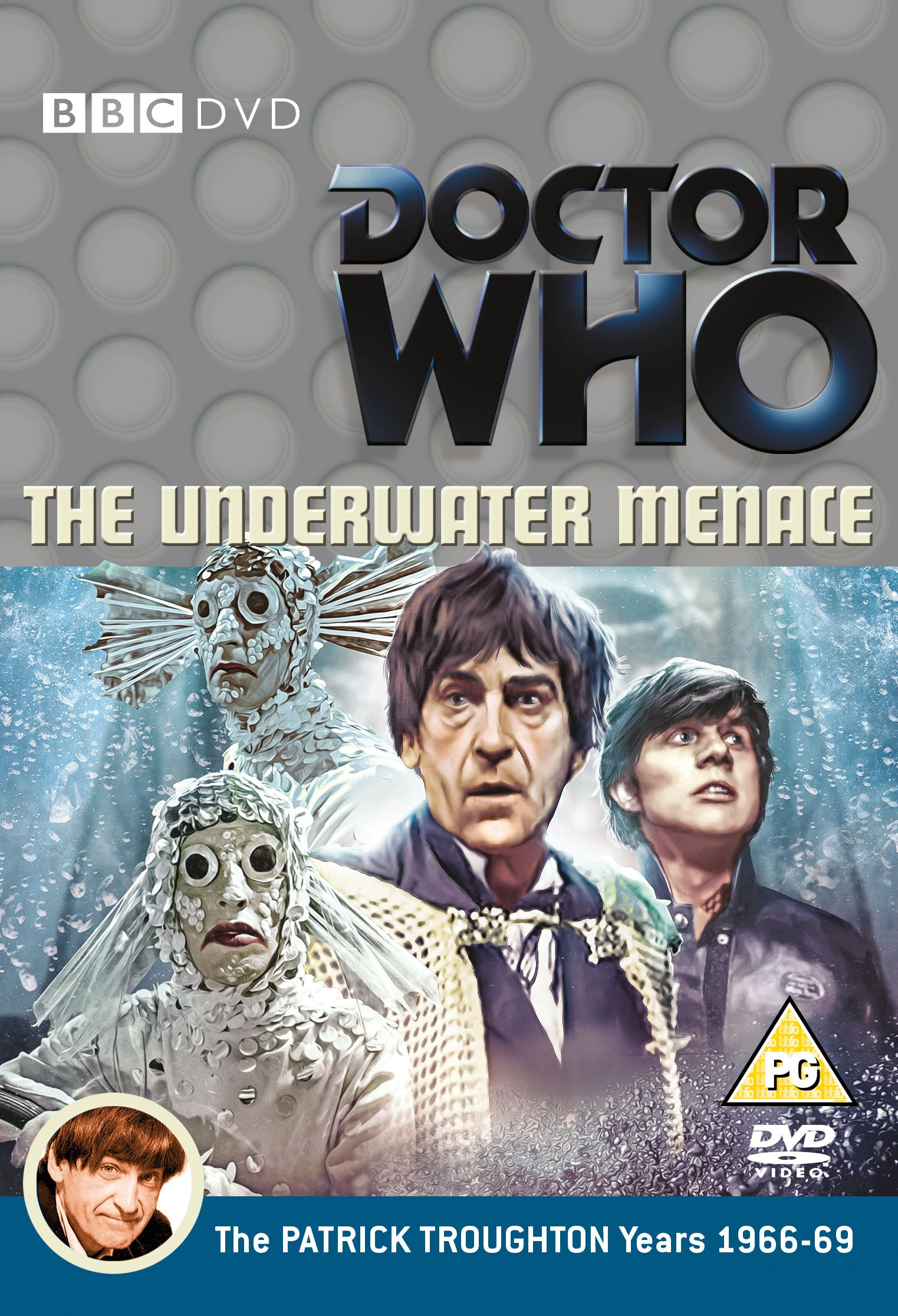 The Underwater Menace - DVD cover (Credit: BBC Worldwide)