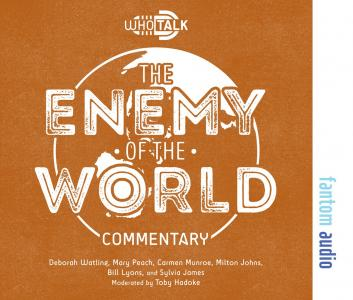 Who Talk: The Enemy of the World (Credit: Fantom Films)