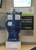 Dr Whoot in Birmingham (Credit: Stephen Mckay)
