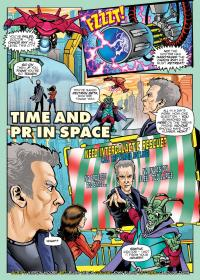 Doctor Who Adventures issue 8 (Credit: Panini)