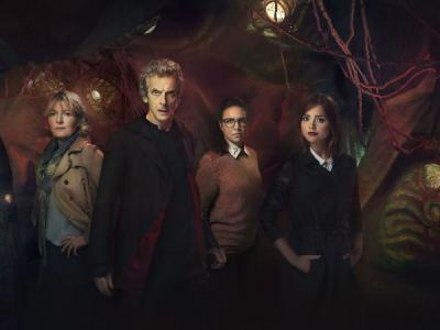 Doctor Who: The Zygon Invasion / The Zygon Inversion