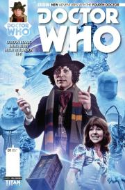 Doctor Who: The Fourth Doctor #1 (Credit: Titan)