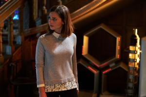 Face the Raven: Clara, as played by Jenna Coleman (Credit: BBC/Simon Ridgway)