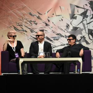 Sarah Dollard, Peter Harness and Steven Moffat