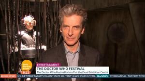 Good Morning Britain (featuring Peter Capaldi)