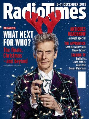 Radio Times (5-11 Dec 2015) (Credit: Radio Times)