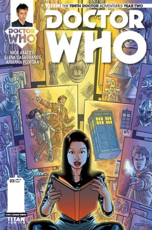 DOCTOR WHO: TENTH DOCTOR #2.3 (Credit: Titan)