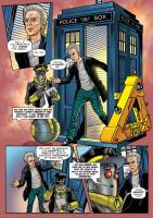 Doctor Who Adventures Issue 9 - Comic