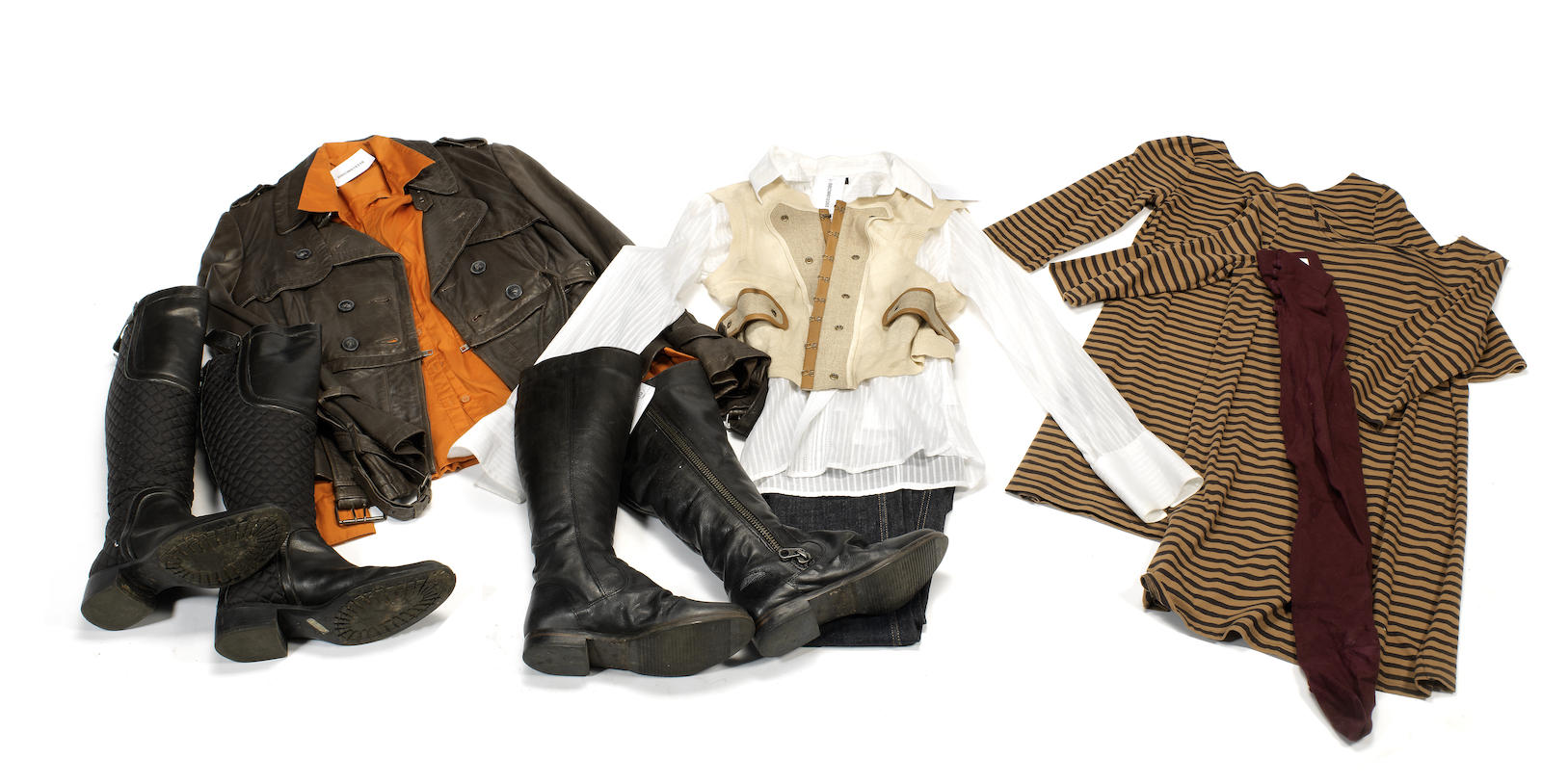 Bonhams Entertainment Memorabilia Auction Dec 15 - Costumes worn by Elisabeth Sladen (Credit: Bonhams)