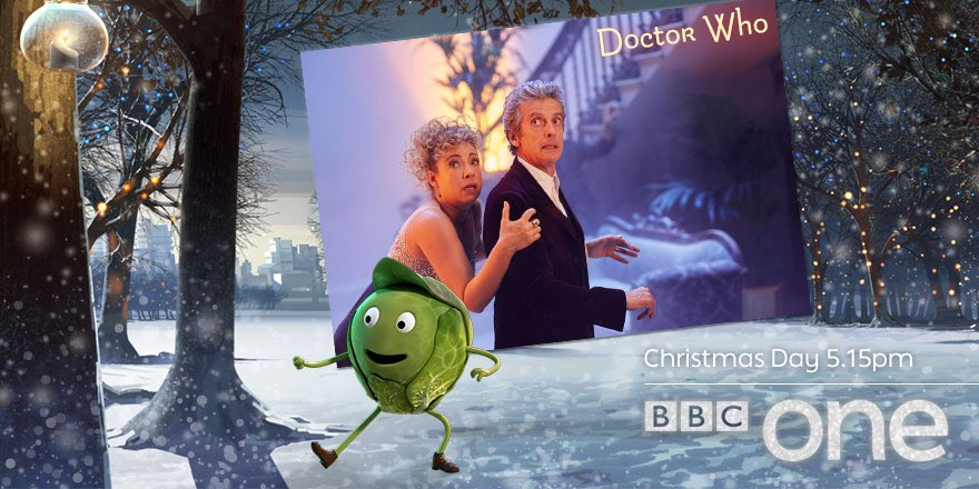 Doctor Who on Christmas Day (Credit: BBC)
