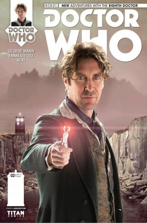DOCTOR WHO: EIGHTH DOCTOR #2 (Credit: Titan)