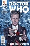 DOCTOR WHO: THE TWELFTH DOCTOR CHRISTMAS SPECIAL (Credit: Titan)