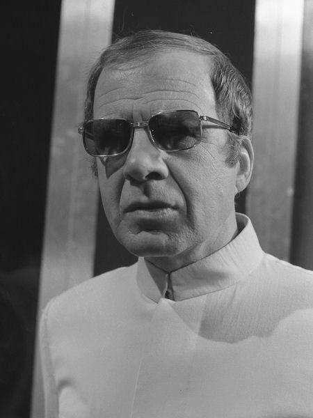 Olaf Pooley (1914-2015) - Image Credit: BBC