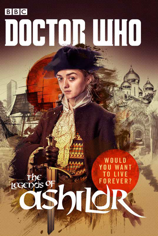 The Legends of Ashildr (Credit: BBC Books)