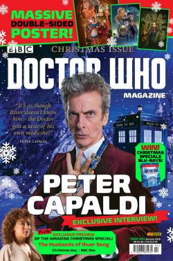 Doctor Who Magazine Issue 494 (in bag) (Credit: Doctor Who Magazine)