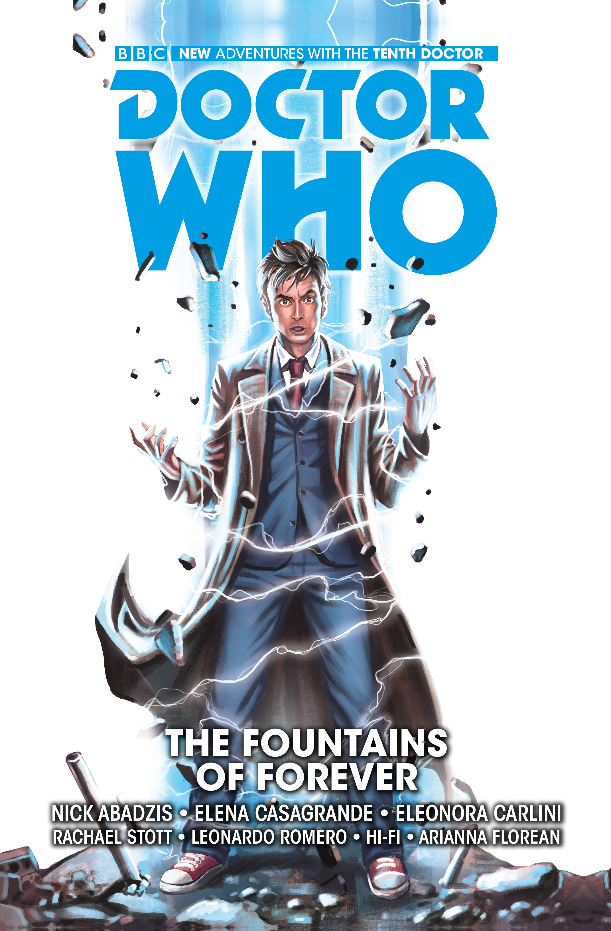 THE TENTH DOCTOR VOL. 3 (Credit: Titan)