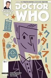 Titan Comics: The Twelfth Doctor #2.2 (Doctor No. 6 variant cover) (Credit: Titan/Doctor No. 6)