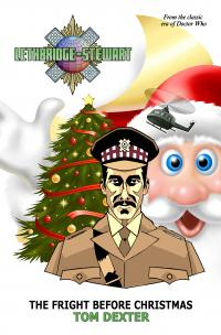 Lethbridge-Stewart: The Fright Before Christmas (Credit: Candy Jar Books)
