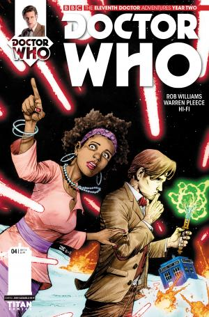 THE ELEVENTH DOCTOR #2.4 (Credit: Titan)