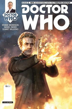 DOCTOR WHO: THE TWELFTH DOCTOR #15 (Credit: Titan)
