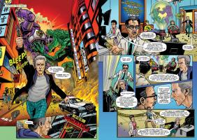 Doctor Who #10 (Credit: Panini)