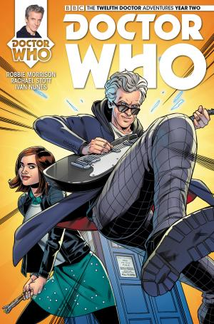 Doctor Who: The Twelfth Doctor – Year Two #1 (Credit: Titan)