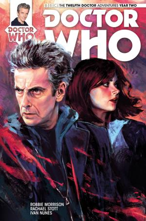 Doctor Who: The Twelfth Doctor Year Two #1 (Credit: Titan)