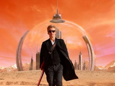 Doctor Who: Hell Bent