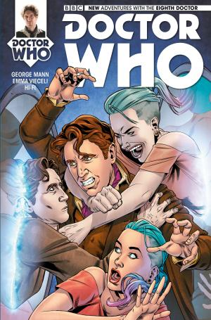 DOCTOR WHO: THE EIGHTH DOCTOR #3 (Credit: Titan)