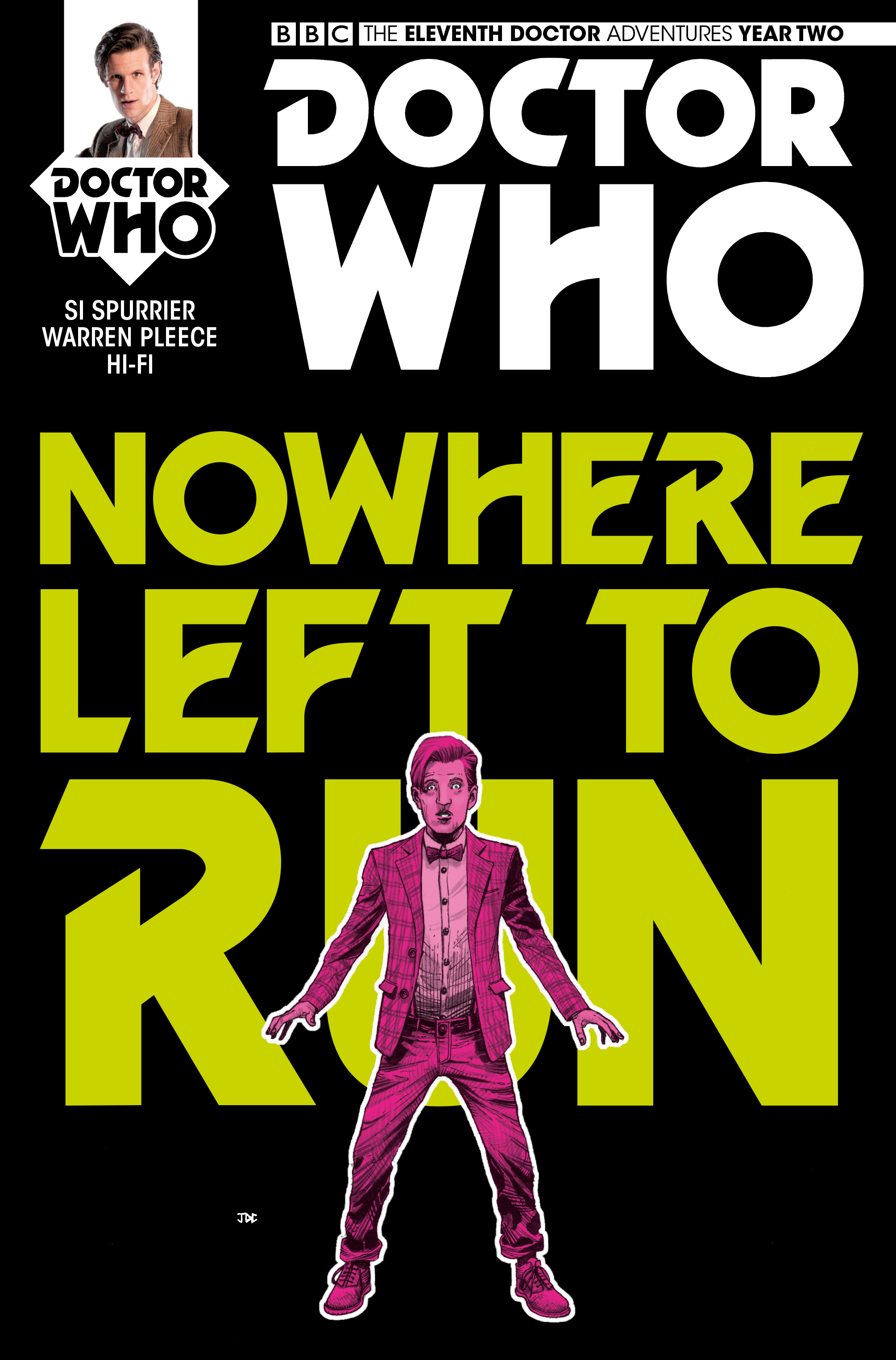 DOCTOR WHO: THE ELEVENTH DOCTOR #2.5 (Credit: Titan)