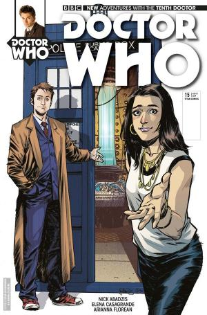 The Tenth Doctor #15 (Credit: Titan)