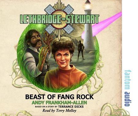 Lethbridge-Stewart: Beast of Fang Rock (audiobook) (Credit: Fantom Films/Candy Jar Books)