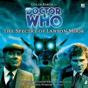 The Spectre of Lanyon Moor (Credit: Big Finish / Clayton Hickman)
