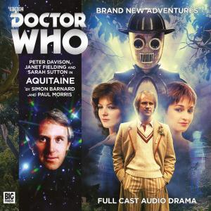 Aquitaine (Credit: Big Finish)