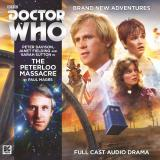 The Peterloo Massacre (Credit: Big Finish)