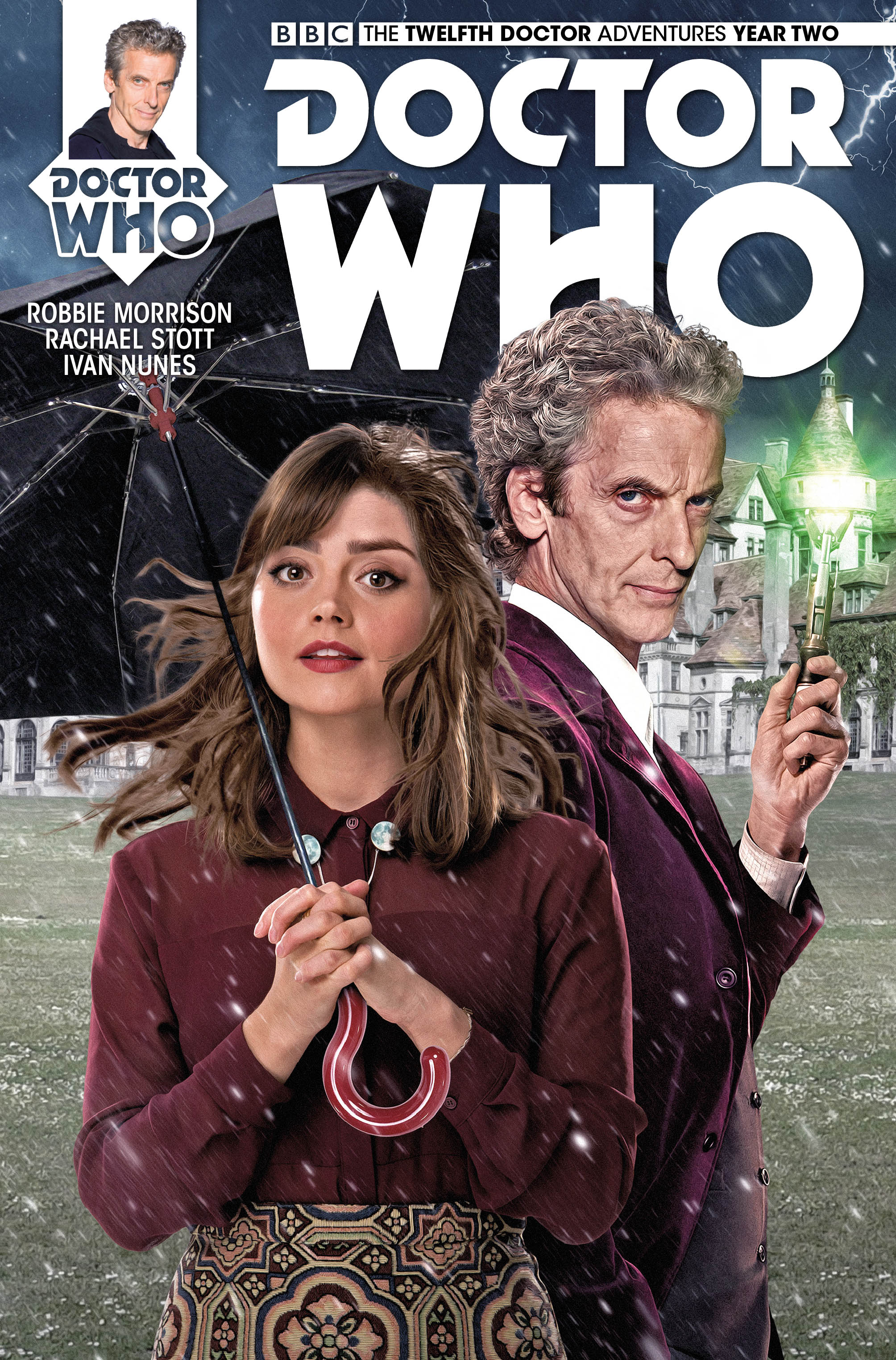 DOCTOR WHO: THE TWELFTH DOCTOR #2.2 (Credit: Titan)