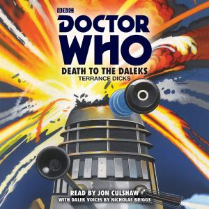 Death to the Daleks (Credit: BBC Audio)